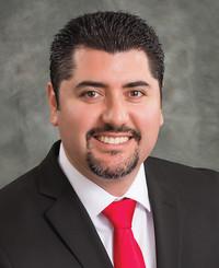 Agente de seguros Andy Barajas