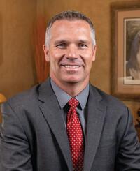 Agente de seguros Lance Wilson