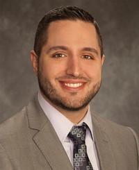 Insurance Agent Justin Haddad