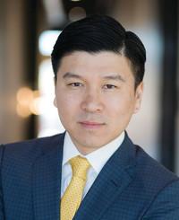 Agente de seguros Ronald Wang
