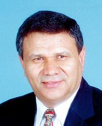 Insurance Agent Eliborio Saenz Jr