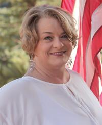 Agente de seguros Jeannie Hulse