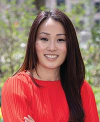 Agente de seguros Kate Rhee