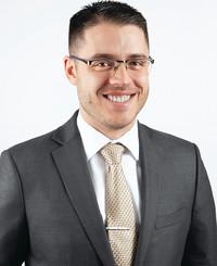 Agente de seguros Micah Waldron