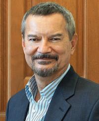 Insurance Agent Frank Weber