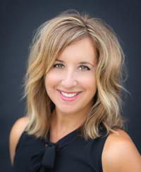 Agente de seguros Allison Carter