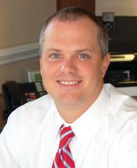 Agente de seguros Michael Pritchard