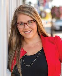 Agente de seguros Brittany Freeman