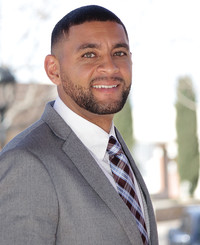Insurance Agent Preston Williams