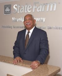 Insurance Agent Harold Calloway