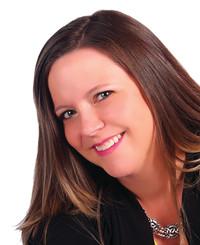 Agente de seguros Carrie Skinner