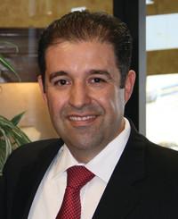 Agente de seguros John Villegas