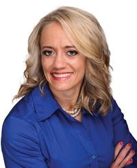 Agente de seguros Amy Christopherson