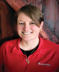 Agente de seguros Lindsay Stahl
