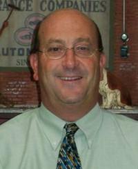Agente de seguros Luke Christie