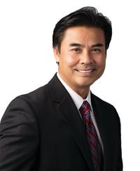 Agente de seguros Nate Nguon
