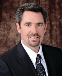 Agente de seguros Paul Wilkey