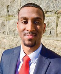 Agente de seguros Derrick Elzey