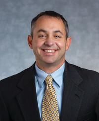 Agente de seguros Mark Teaken