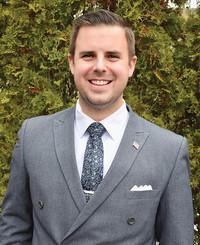 Insurance Agent Trevor McBride