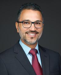 Agente de seguros Ali Tavakoli