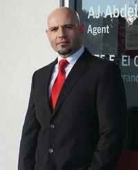 Insurance Agent AJ Abdelkhalek