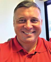 Agente de seguros Chad Arbuckle