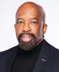 Insurance Agent Amos Jefferies