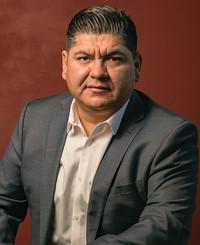 Insurance Agent Oscar Feria