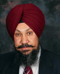 Insurance Agent Romi Sidhu