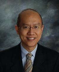 Agente de seguros Allan Cheng
