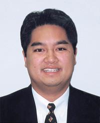 Insurance Agent Geoffrey Lavitoria