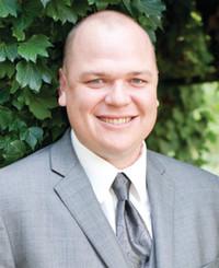 Insurance Agent Chris Garland
