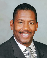 Insurance Agent Cedric Dickerson