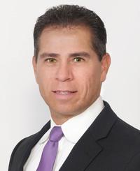 Agente de seguros Joe Aragon