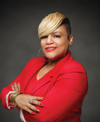 Insurance Agent Tenyiah Simmons