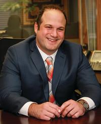Insurance Agent Nate Matousek