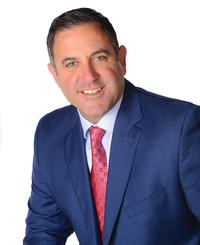Agente de seguros Russ Glaze