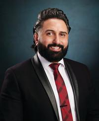 Agente de seguros Hasan Berjaoui