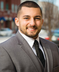 Insurance Agent Brice Armstrong