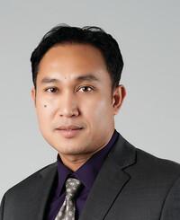 Agente de seguros Peter Kong