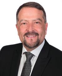 Agente de seguros Michael Bush