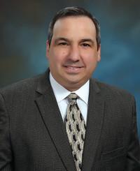 Agente de seguros Pete Keselicka