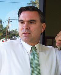 Insurance Agent Ron Abernathy