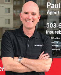 Insurance Agent Paul Barton