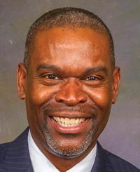Insurance Agent Denis Wilson