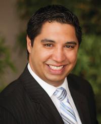 Agente de seguros Philip Fernandes