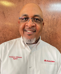 Insurance Agent Coriano Johnson