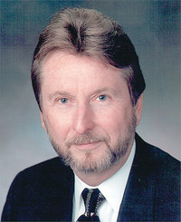 Insurance Agent Charles Baum