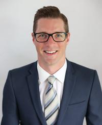 Agente de seguros Mike Heidger